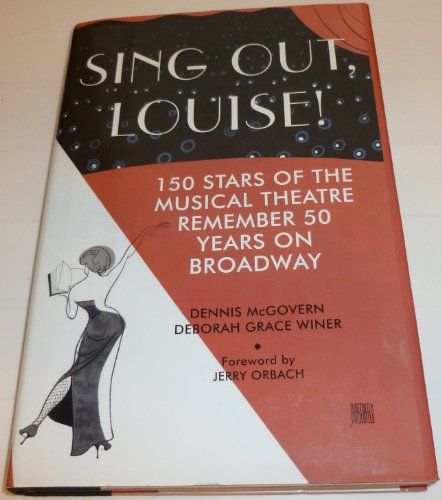 9780028713946: Sing Out Louise!