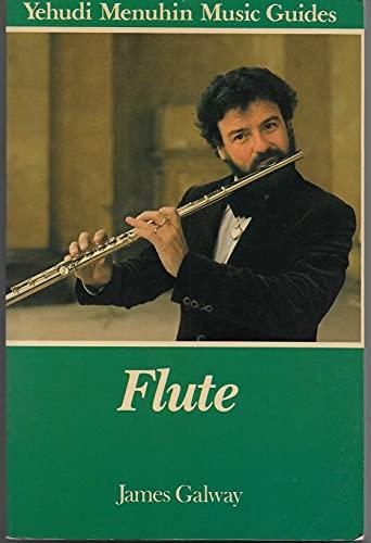 9780028714004: Flute (Schirmer Book)