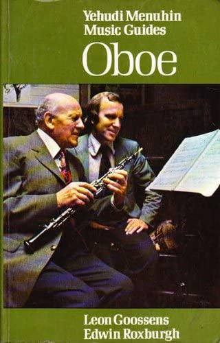 9780028714509: Oboe (Yehudi Menuhin music guides)