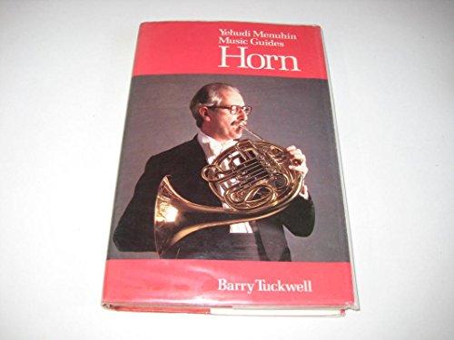 9780028715308: Title: Horn Yehudi Menuhin music guides
