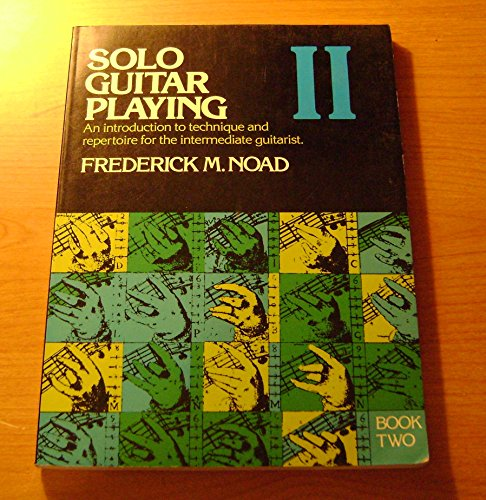 9780028716909: Solo Guitar Playing: Book II