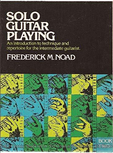9780028716909: Solo Guitar Playing: Book 2 (Book II)
