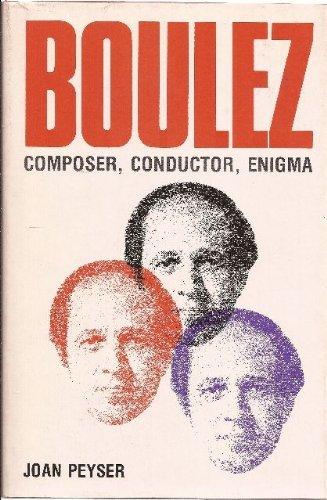 9780028717005: Boulez