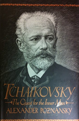 9780028718859: Tchaikovsky: The Quest for the Inner Man