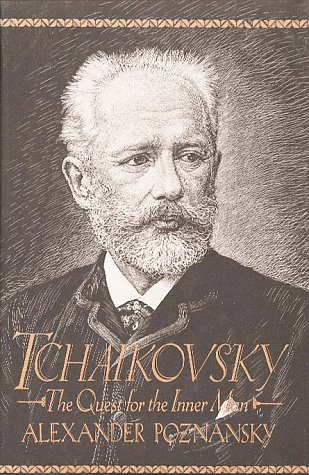 9780028718866: Tchaikovsky: The Quest for the Inner Man