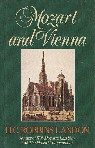 9780028720265: Mozart and Vienna