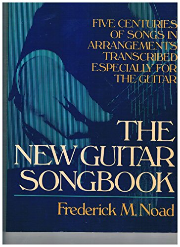 9780028721408: The New Guitar Songbook