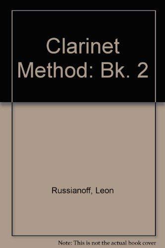9780028722504: Clarinet Method: Book II