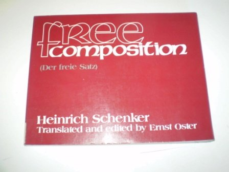 9780028723310: Free Composition