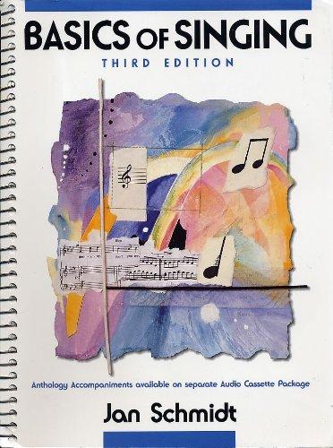 9780028723372: Basics of Singing