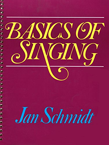 9780028723402: Basics of Singing