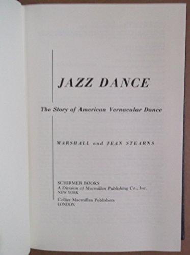 9780028725116: Jazz Dance