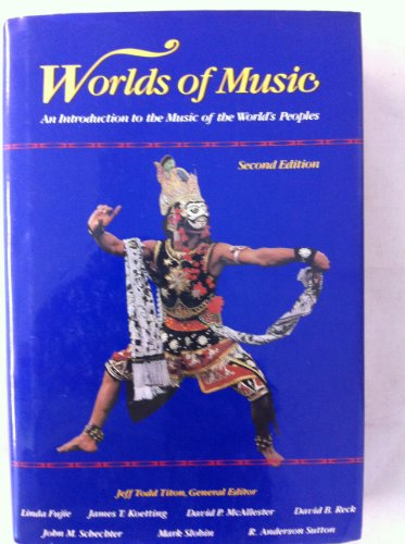 9780028726021: Worlds of Music: Introduction to the Music of the World's People