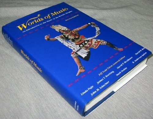 9780028726021: Worlds of Music: An Introduction to the Music of the World's Peoples