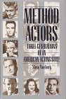 9780028726878: Method Actors: Three Generations of an American Acting Style