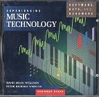9780028729152: Experiencing Music Technology: Software, Data, and Hardware