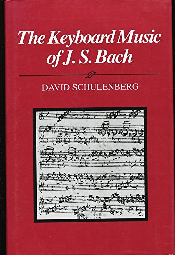 9780028732756: The Keyboard Music of J.S. Bach