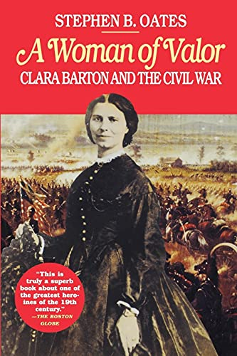 9780028740126: Woman of Valor: Clara Barton and the Civil War