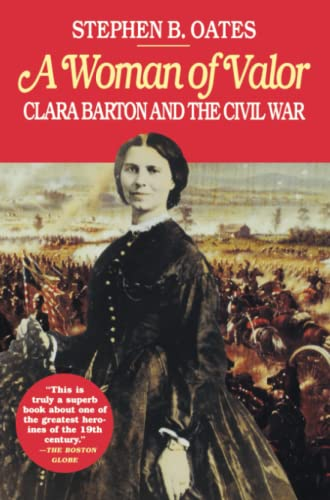 9780028740126: Woman of Valor: Clara Barton and the Civil War