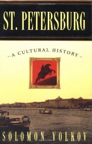 9780028740522: St. Petersburg: A Cultural History