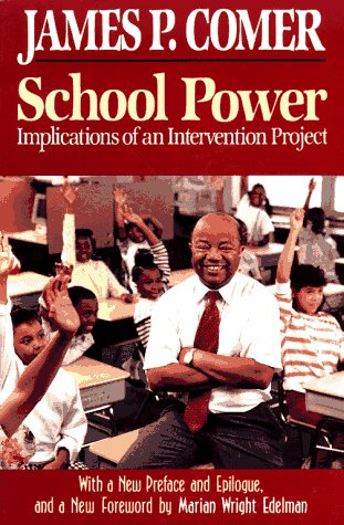 9780028740539: School Power: Implications of an Intervention Project