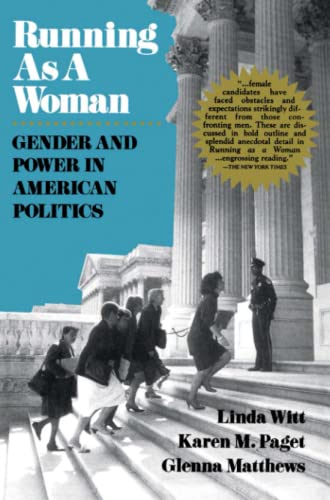 9780028740690: Running as a Woman: Gender and Power in American Politics