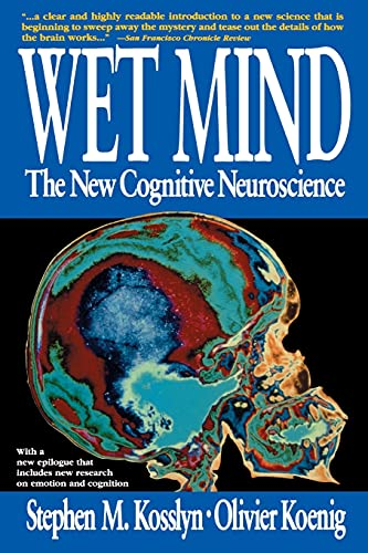 9780028740850: Wet Mind: The New Cognitive Neuroscience