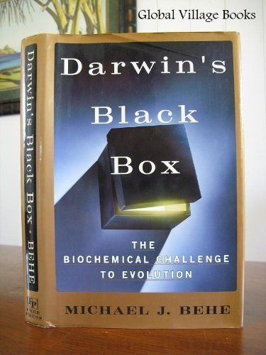 9780028741017: Darwin's Black Box: The Biochemical Challenge to Evolution