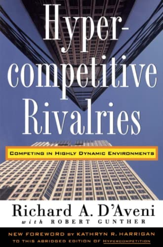 9780028741123: Hypercompetitive Rivalries