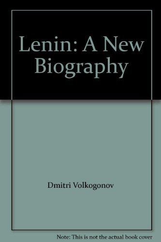 9780028741239: Lenin: A New Biography