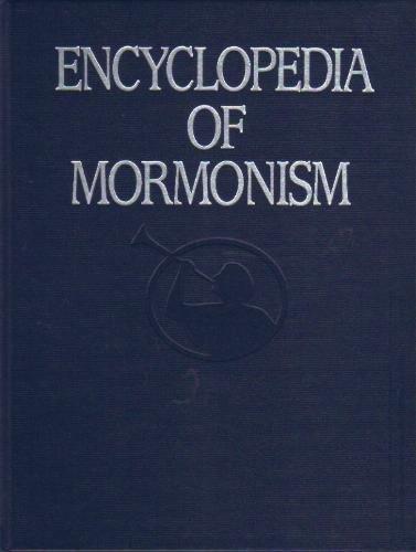 9780028796000: Encyclopedia Mormonism Vol 1 (Encyclopedia of Mormonism)
