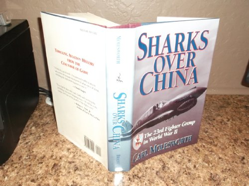 9780028810942: Sharks over China: The 23rd Fighter Group in World War II
