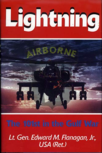 9780028810959: Lightning: the 101st in the Gulf War (Ausa Institute of Land Warfare Book)