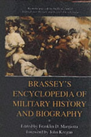 9780028810966: Brassey's Encyclopedia of Military History and Biography