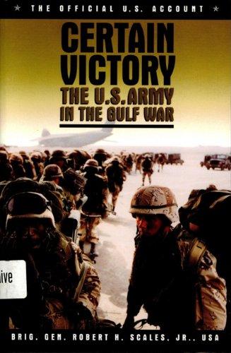 Certain Victory (H) (Ausa Book): Major General Robert