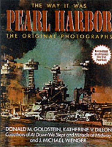 9780028811208: The Way It Was: Pearl Harbor, the Original Photographs