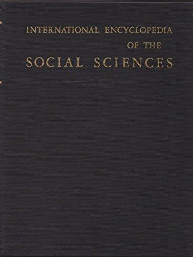 9780028951607: International Encyclopedia of the Social Sciences