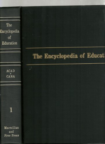 The Encyclopedia of Education.: Deighton, Lee [Ed]