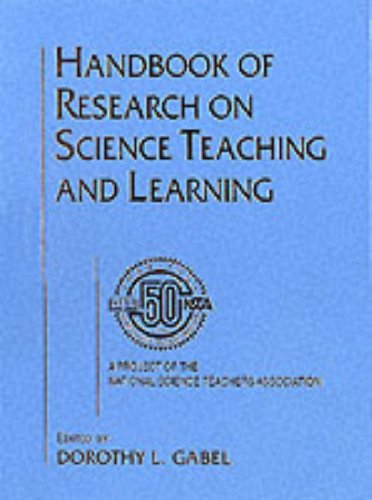 9780028970059: Handbook of Research on Science Teaching and Learning