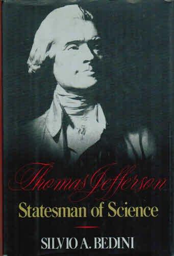 9780028970417: Thomas Jefferson: Statesman of Science