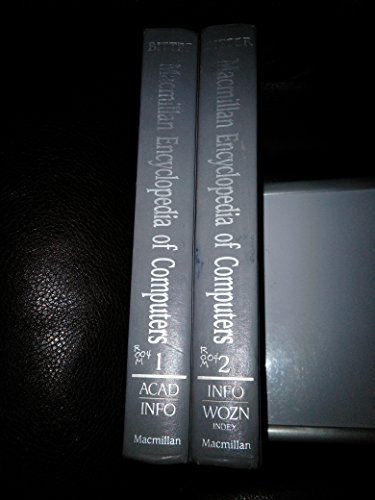 9780028970455: Macmillan Encyclopedia of Computers