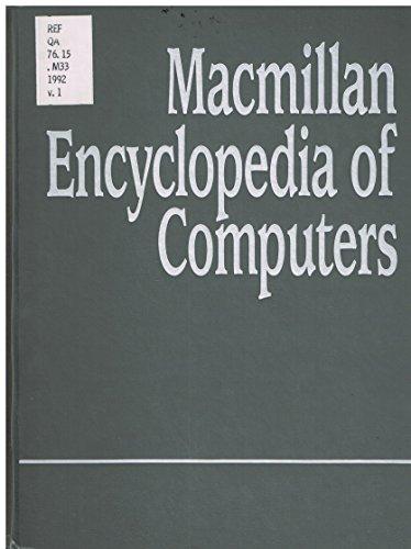 9780028970462: Macmillan Encyclopedia of Computers
