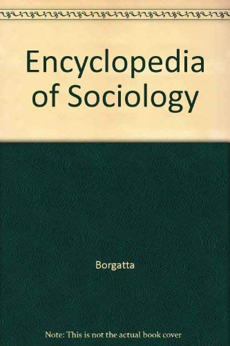 9780028970530: Encyclopedia of Sociology, Vol. 2