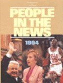 9780028970578: People in the News