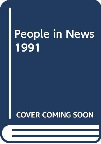 9780028970738: People in the News
