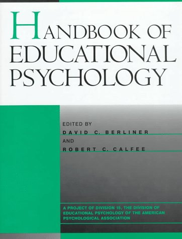 9780028970899: Handbook of Educational Psychology (Macmillan research on education handbook series)