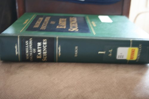 9780028971124: Macmillan Encyclopedia of Earth Science