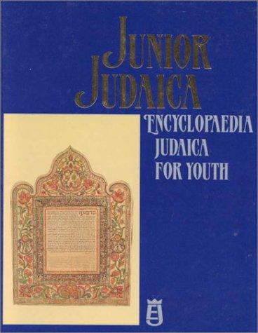9780028971797: Junior Judaica: Encyclopaedia Judaica for Youth: 4