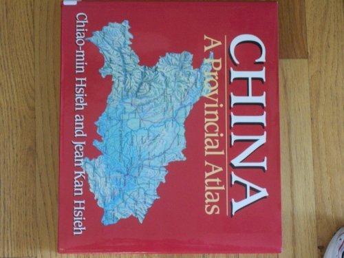 9780028971841: China: A Provincial Atlas