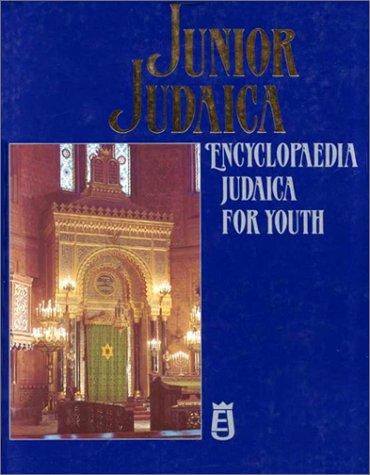 9780028971889: Junior Judaica Encyclopedia Volume 6